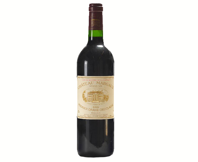 Lot 4477, 2 bottles of Pavillon Rouge du Chateau Margaux, Henry's Auktionshaus (December 3)