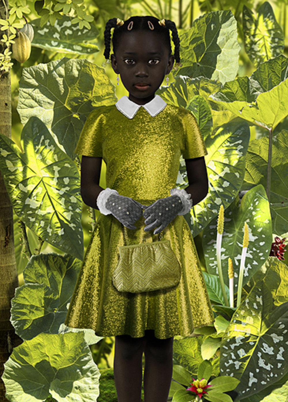 Ruud Van Empel. World, 2008