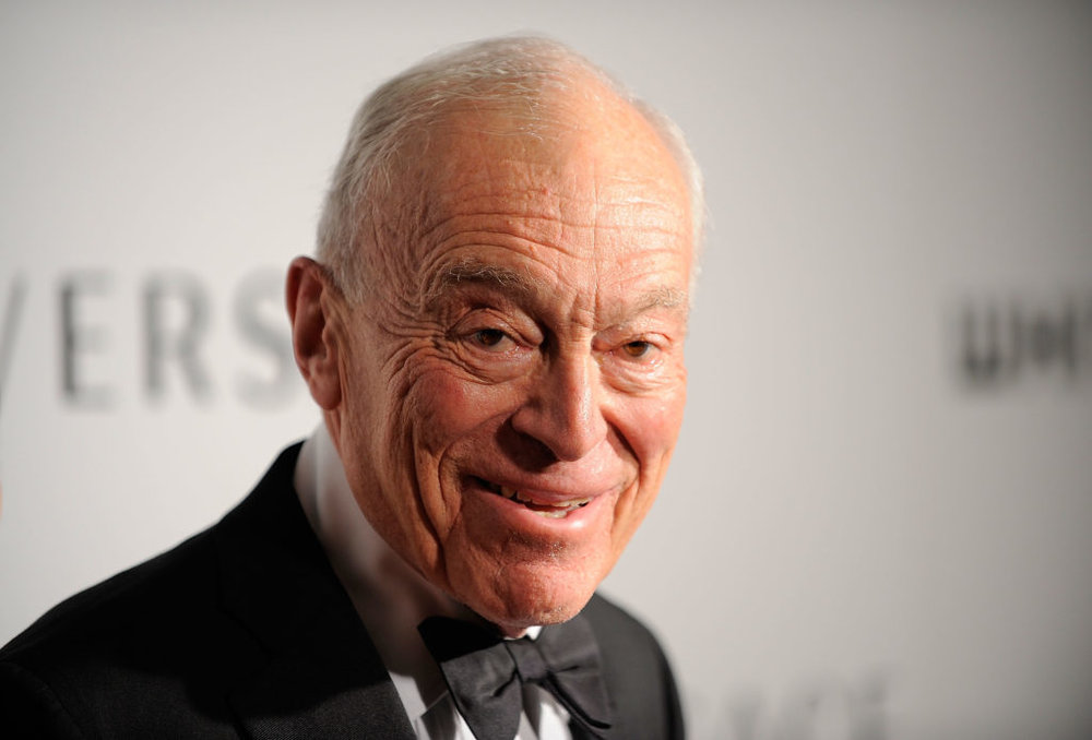 Leonard Lauder at the Whitney Museum of American Art in 2009. (Photo by Jemal Countess/Getty Images)