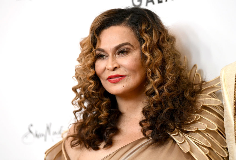 Tina Knowles. Photo by Emma McIntyre/Getty Images.