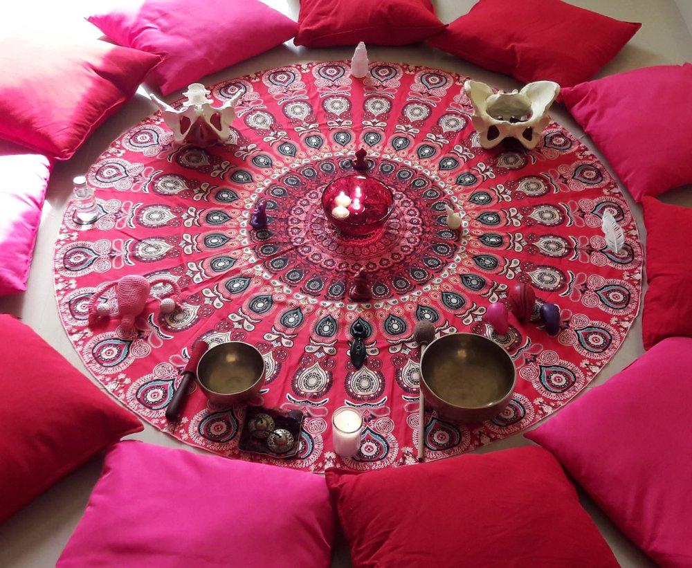 Women's Circle - Red Tent Circle