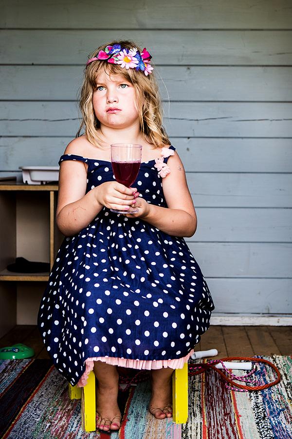 Emilia. Tervola, 2014. Kuva/phto by Sanna Krook.