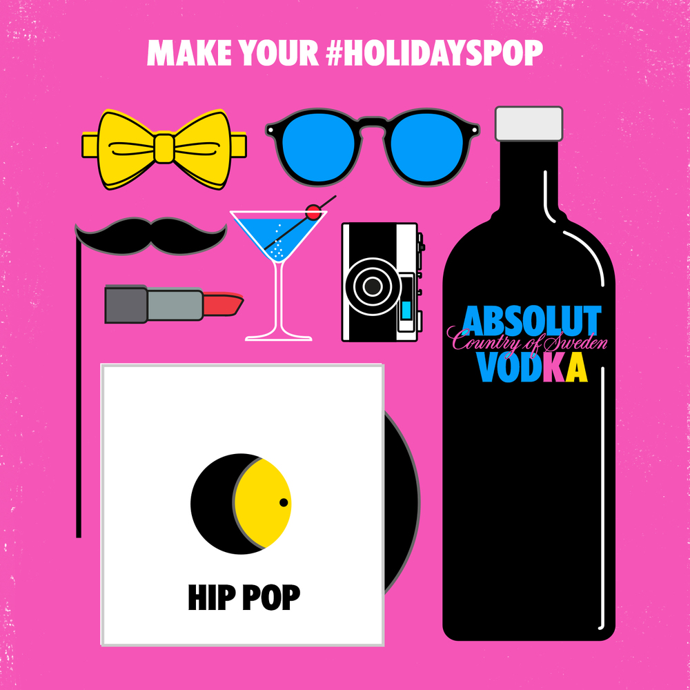 While everyone else shows up to the holiday party with dessert or a bottle of wine, make your party pop by bringing something unique. What are you bringing this year? #holidayspop