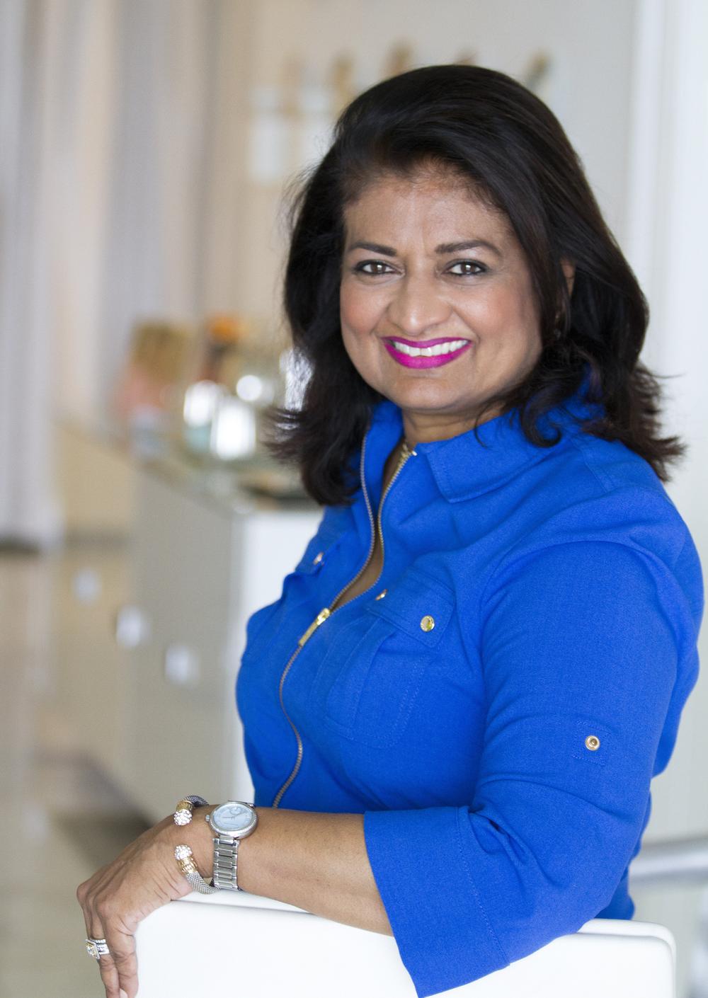 Supriya Singh-Bodden, C.C.H. Founder/Trustee