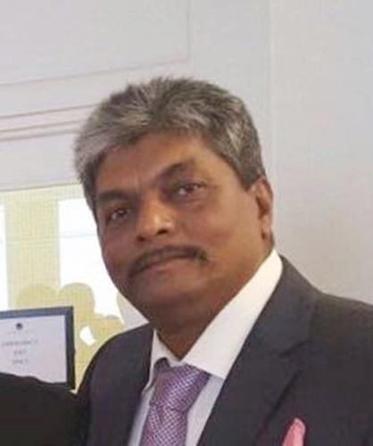 Mr. Krish Nath