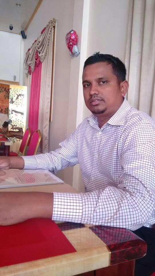 Mr Haimraj Hamandeo