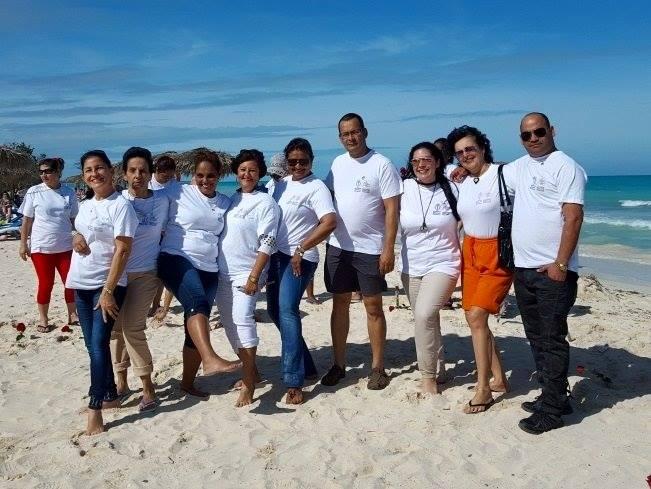 Mental Health Conference,Ciego De Avila Cuba, January 2018