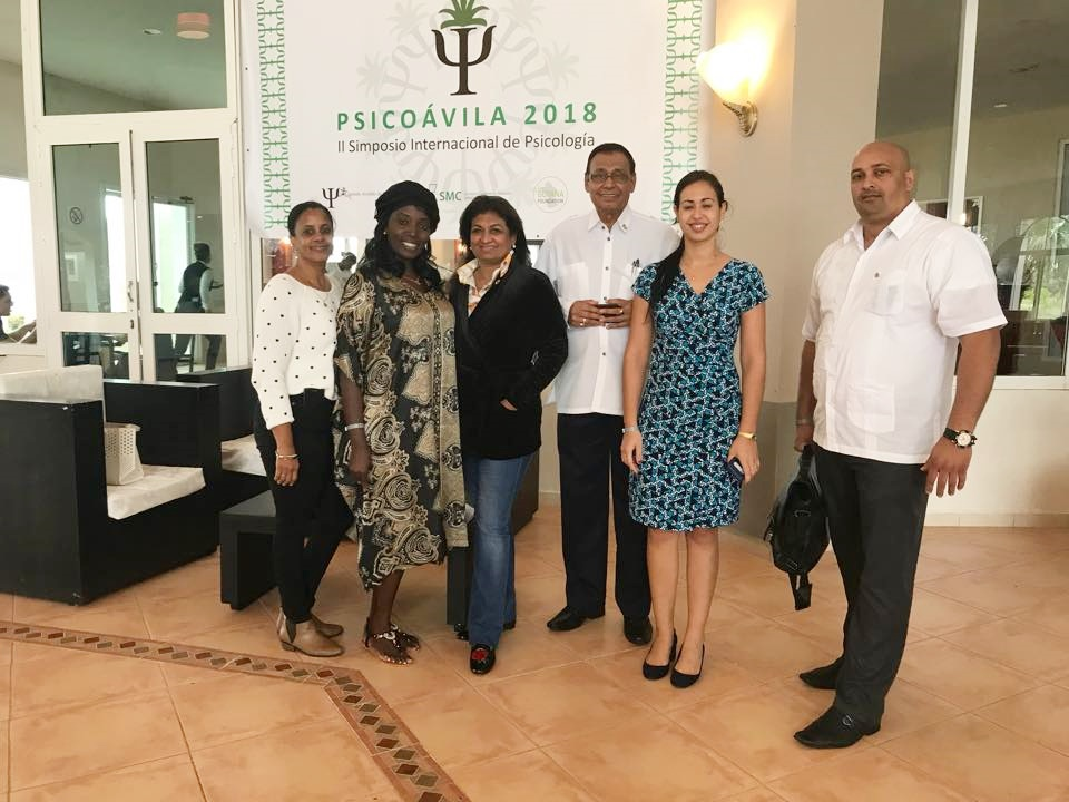 Mental Health Conference, Ciego De Avila Cuba, January 2018