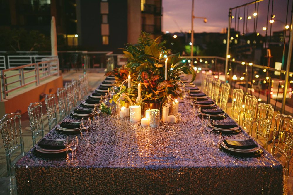 It's always fun when we get to have a play! When High Church Brisbane asked us to get creative and do something to inspire future brides on their street front terrace of course we said yes. Great work by Callie at Florido Weddings for capturing the intimacy and mood of this setting so perfectly.