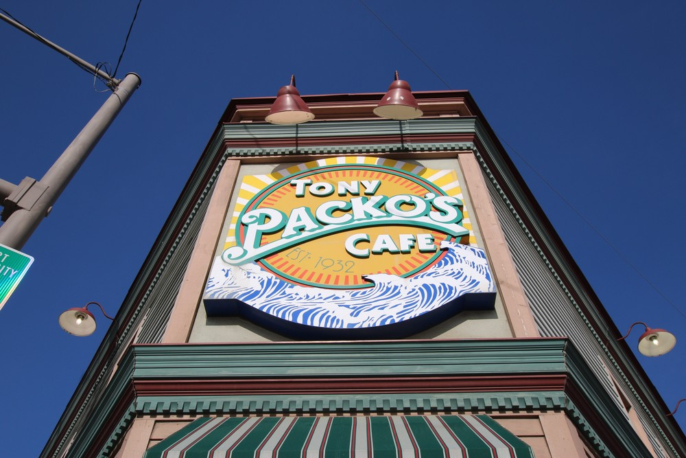 Original Tony Packo's Restaurant