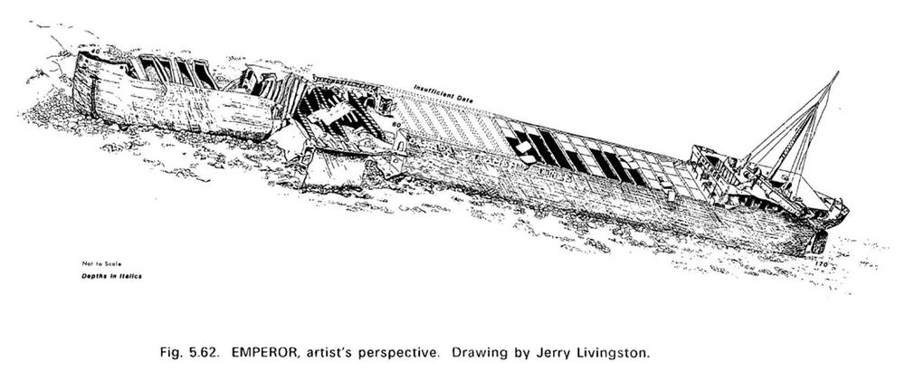 Illustration courtesy of the National Park Service, drawn by Jerry Livingston