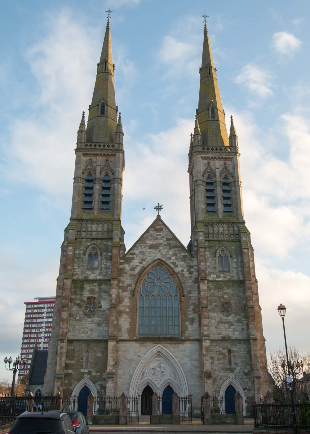 St. Peter's Cathedral in Belfast