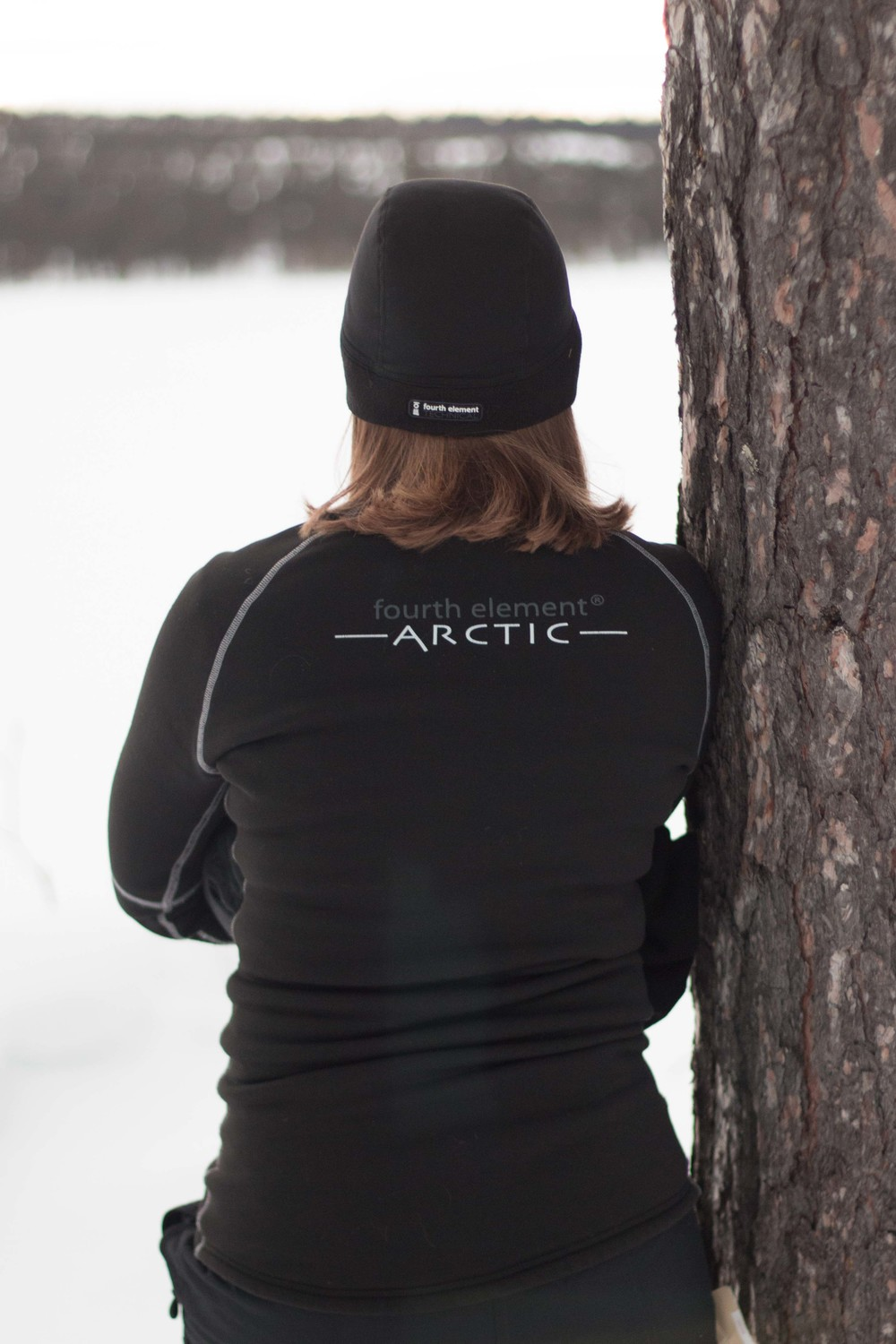 Fourht Element Arctic drysuit undergarments - not just for diving