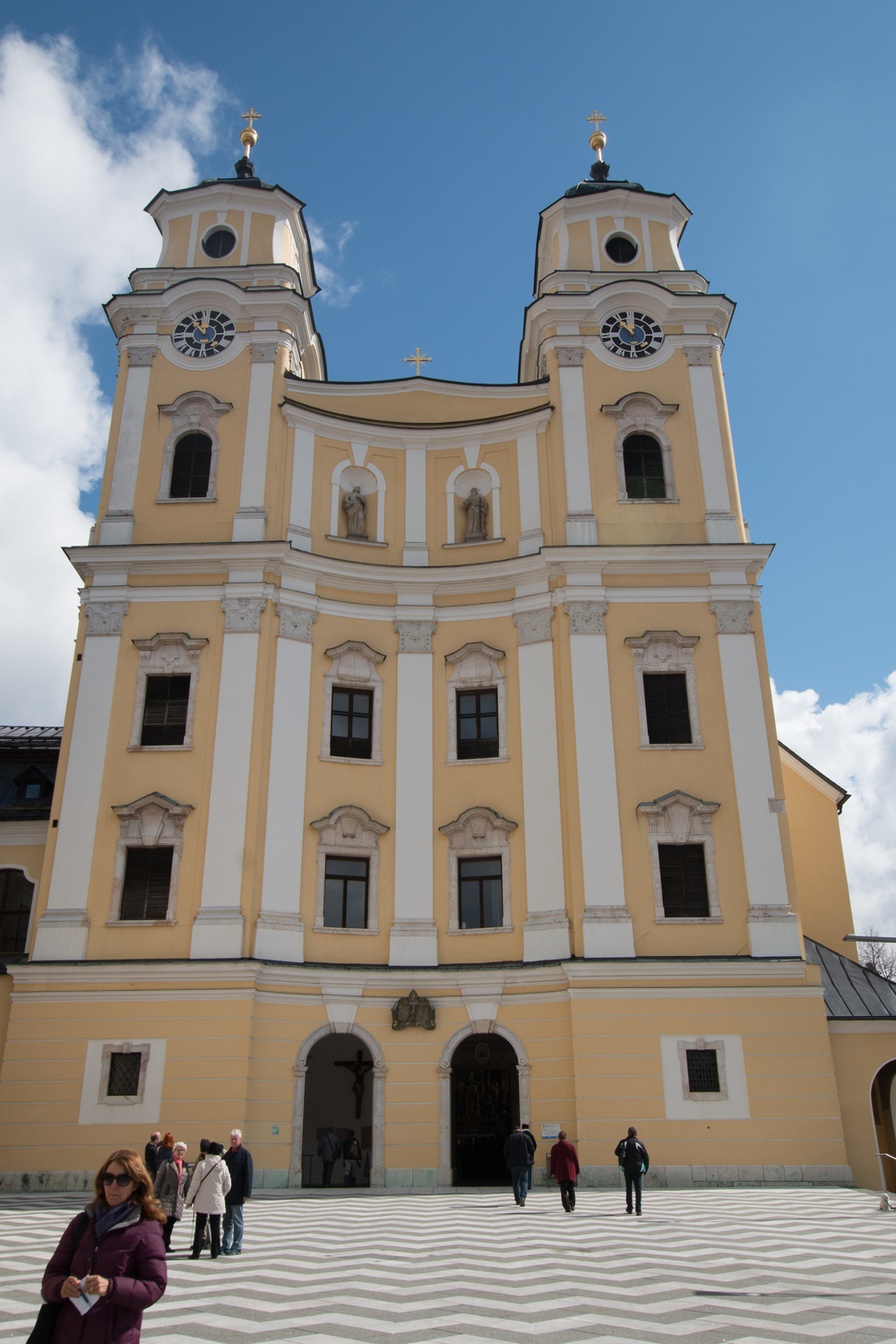 St. michael's in Mondsee