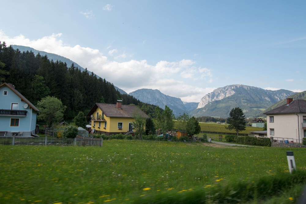 GORGEOUS Austrian countryside