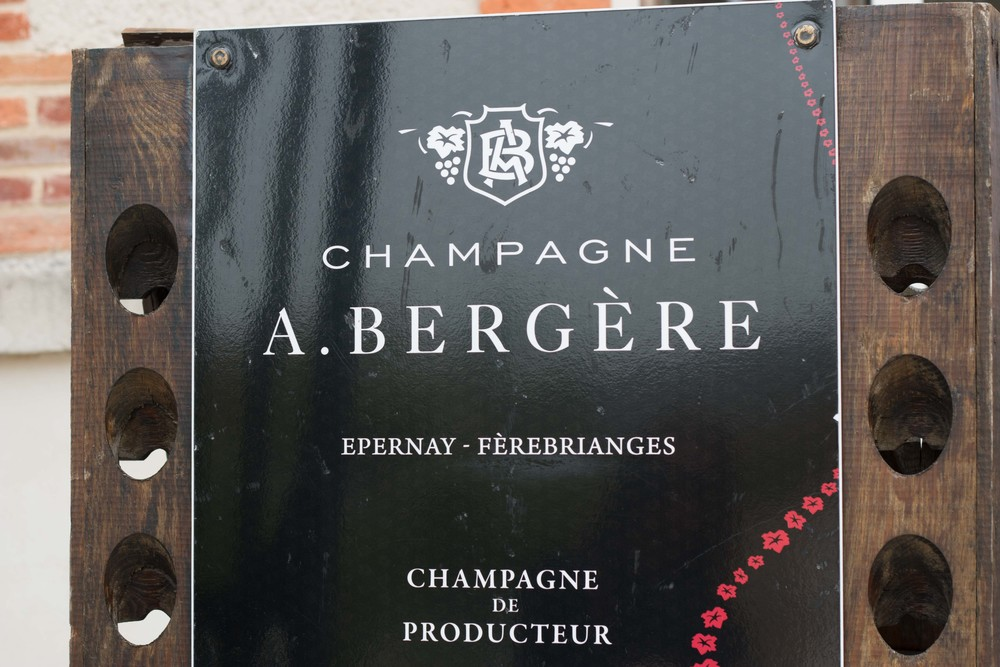 Another Champagne house we did a tasting at