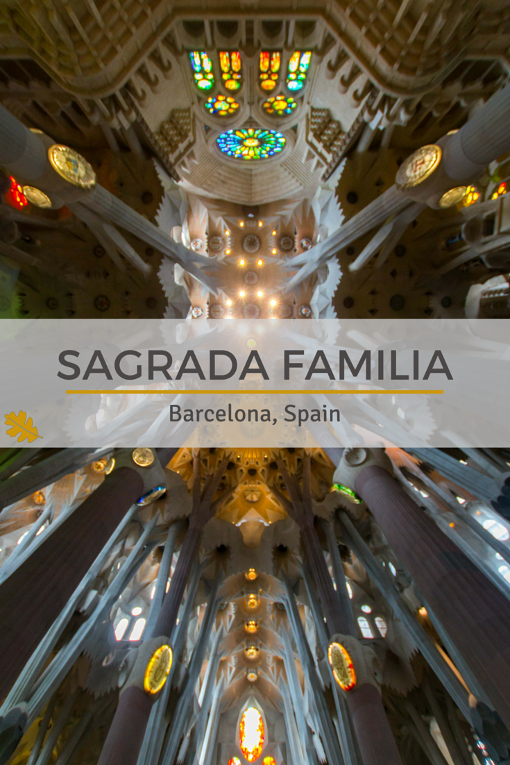 Sagrada Famila Submerged Oaks