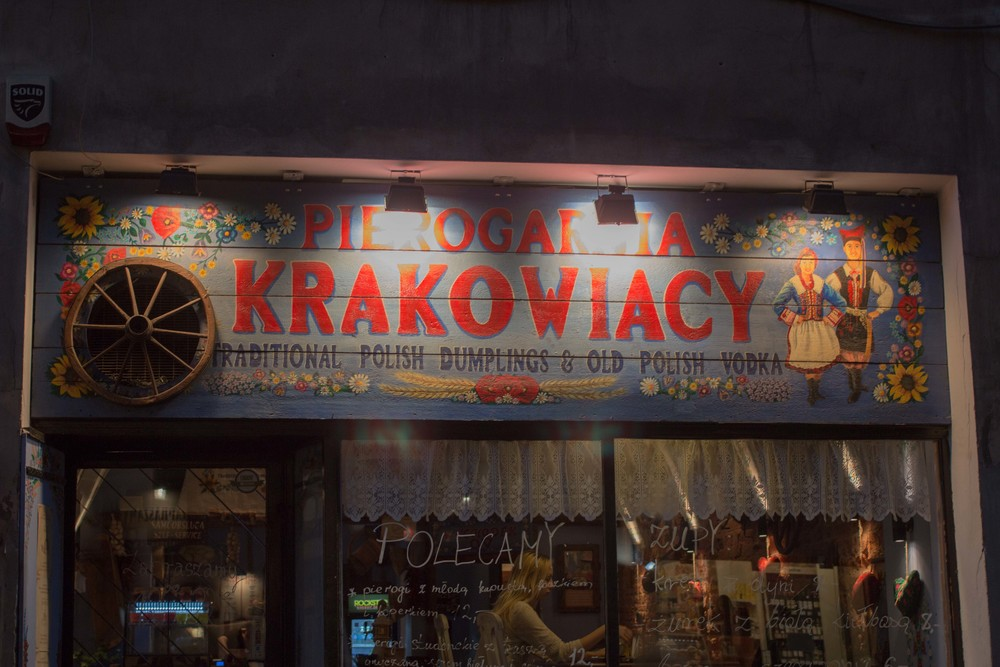 Fantastic place to eat Pierogi!
