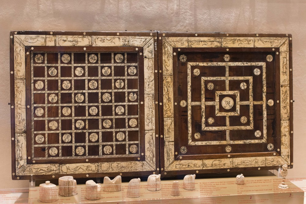 Ancient board games