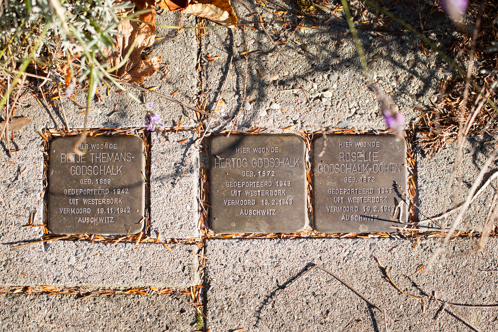 Assen. A FAMILY DEPORTED BETWEEN 1943 AND 1943 TO WESTERBORK FROM ASSEN, THE NETHERLANDS. THEY WERE ALL EVENTUALLY MURDERED IN AUSCHWITZ. IT'S HEARTBREAKING TO SEE COUPLES, AND ENTIRE FAMILIES, MURDERED ON THE SAME DAY, LIKELY THE DAY THEY ARRIVED AT THE CONCENTRATION CAMP. IMAGE COURTESY OF SARAH HUGGARD PHOTOGRAPHY