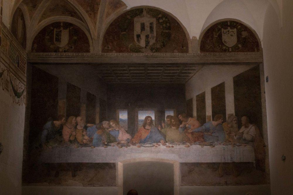 The Last Supper, Leonardo DaVinci