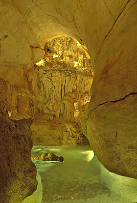 Moeda Caves outside Fatima, Portugal ::  SOURCE