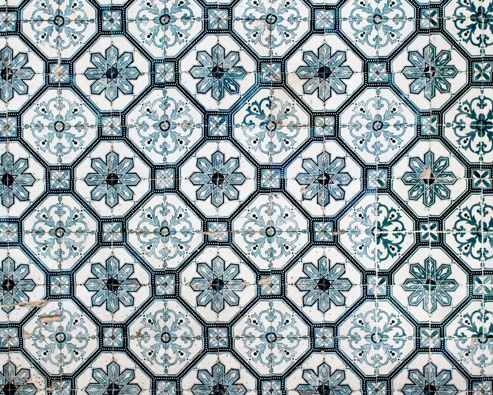 Tile Wall at the Train station; Porto