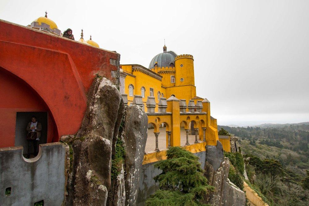 Pena Palace; Sintra