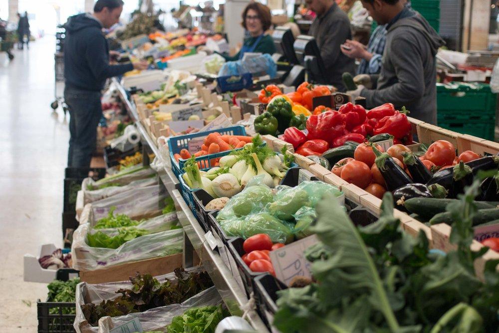 Market Fresh; Lisbon