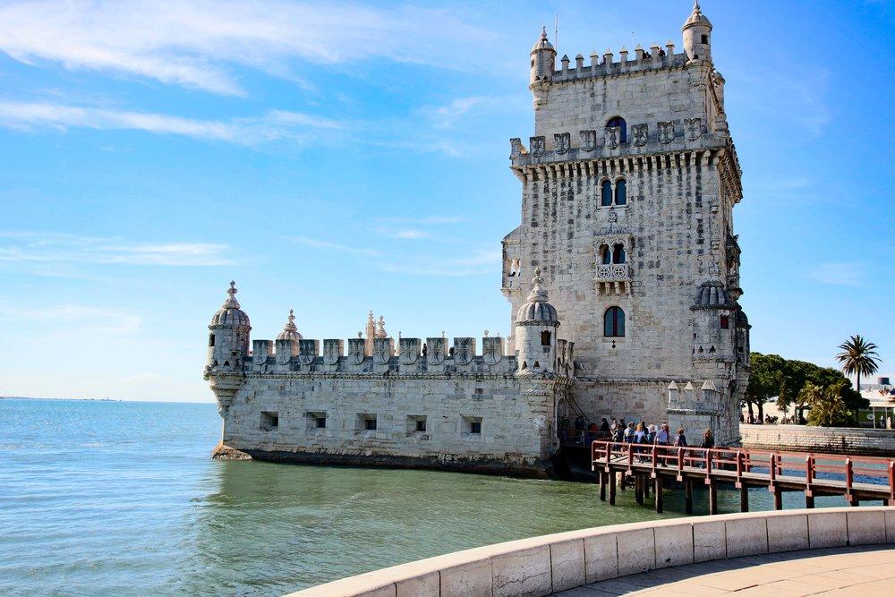 Belem tower; Lisbon