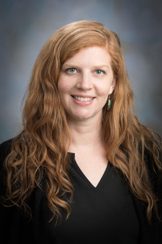 Jessica Metcalf - Associate Professor