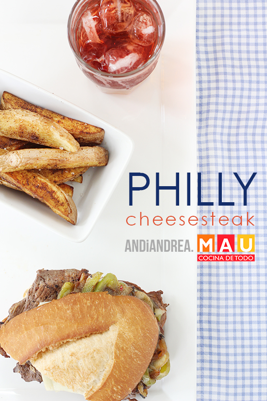 AndiAndrea-PhillyCheesesteak