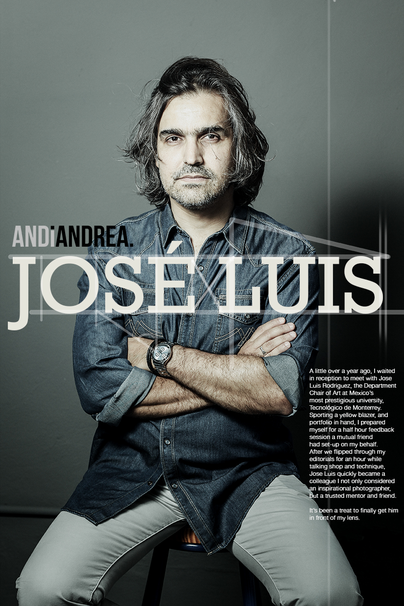 Jose Luis by AndiAndrea
