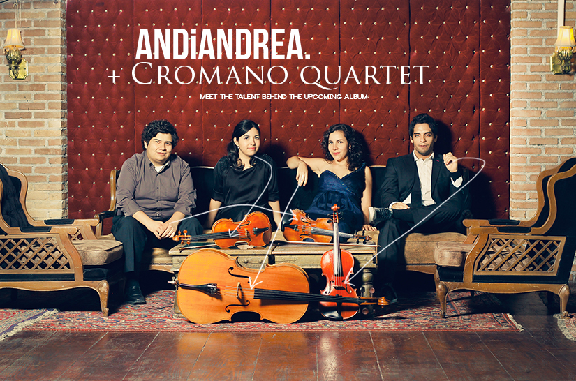 Cromano Quartet by AndiAndrea