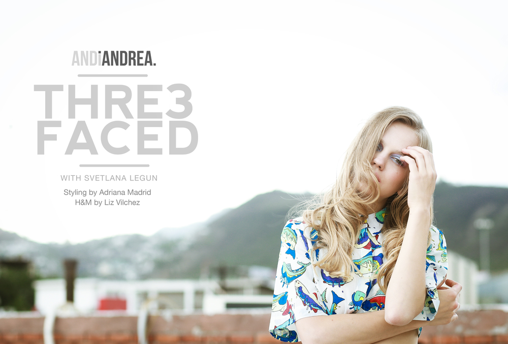 Three Faced by AndiAndrea