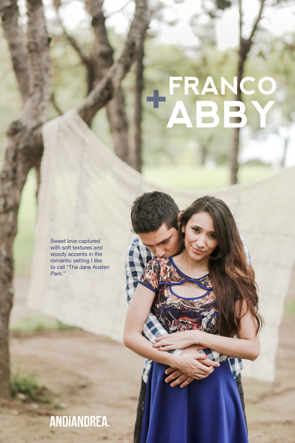 Franco+Abby by AndiAndrea