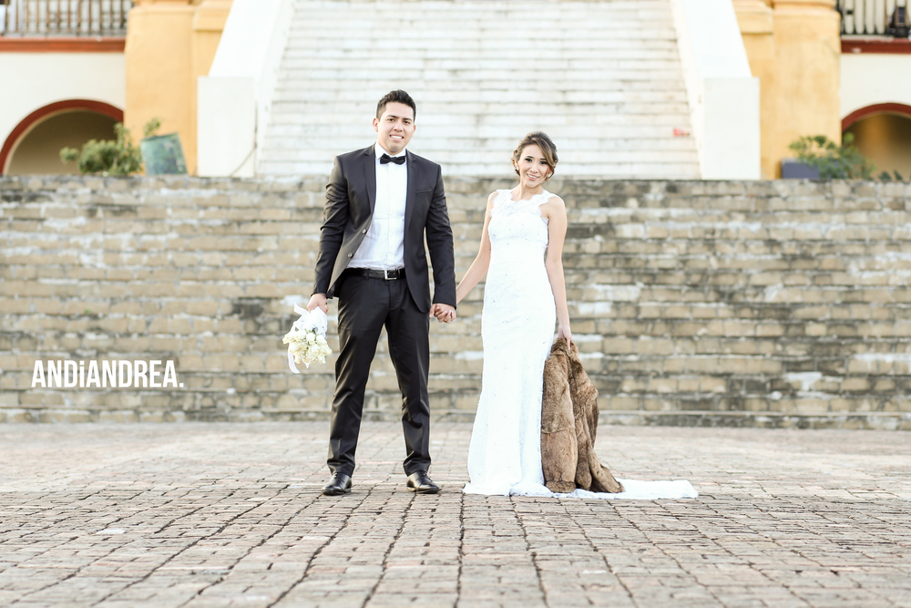 Franco + Abby by AndiAndrea | Monterrey, MEXICO
