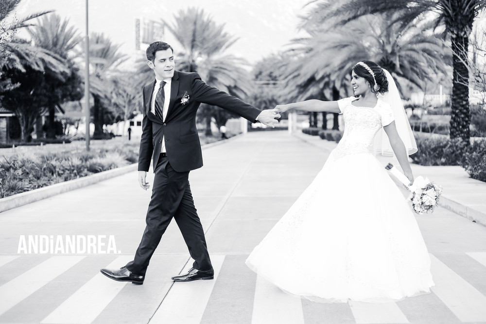 Joel + Nayeli | Monterrey, Mexico wedding by AndiAndrea