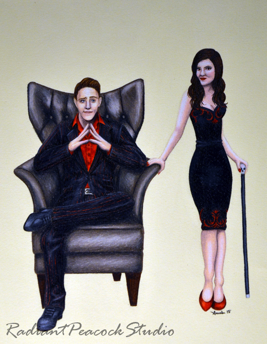 Lauren and Josiah