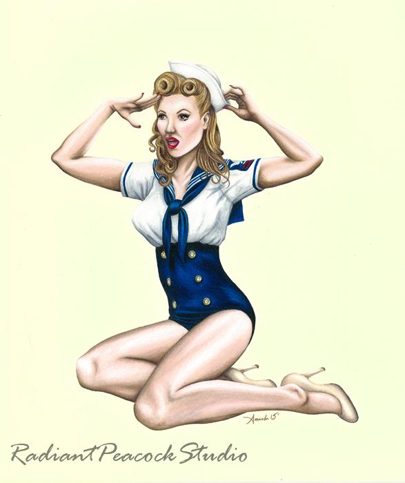 """Sailor Girl"""