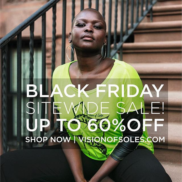 BLACK FRIDAY SALE! Up to 60% Off Our Entire Collection. Now Through Cyber Monday! Shop Our NEW Website at VisionOfSoles.com ✨ . . . . . . . #VisionOfSoles #WomensFashion #WomensFashionPost #WomensFashionReview #Womenswear #WomensWearDaily #WomenStyle #WomenWithStyle #LuxuryFashion #ReadytoWear #Accessories #FashionGram #FashionForWomen #FashionStylist #Handbags #Style #FashionBrand #ShopNYC #BlackFriday #Like4Like #Like4Follow #LikeForLike #LikeForFollow #Tagstagram #Tagforlikes #Tags