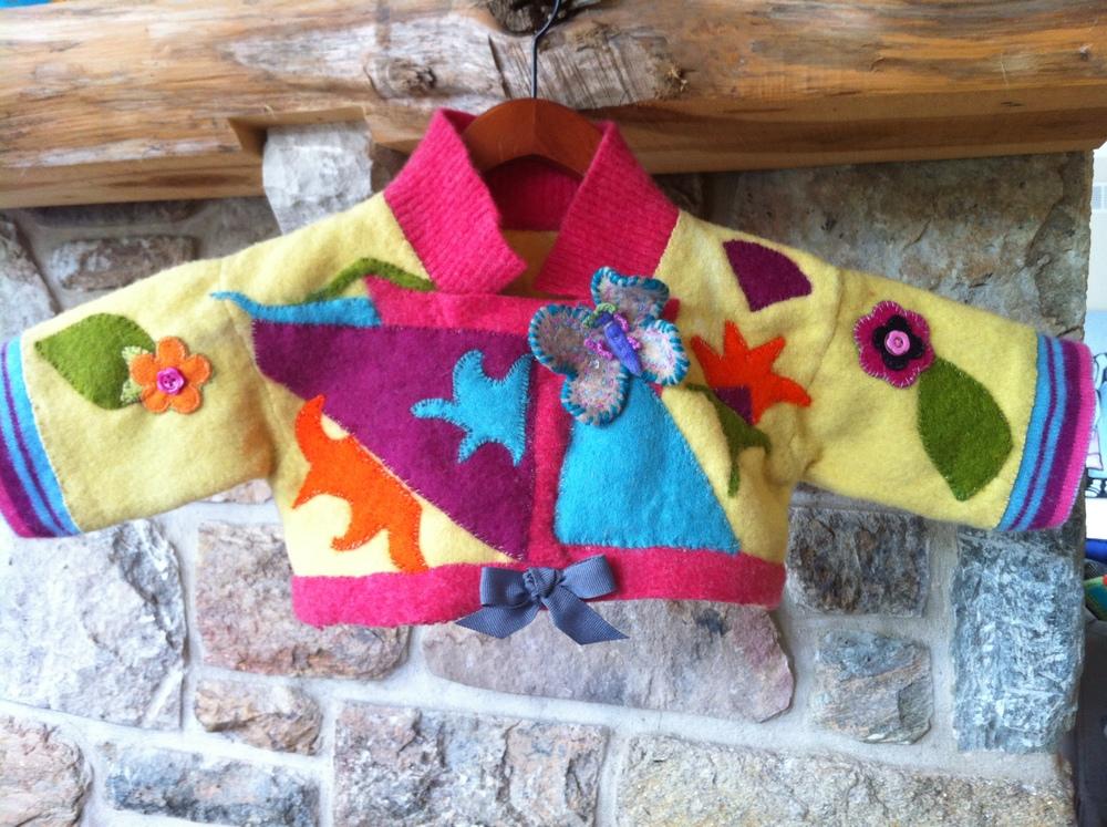 Kimono Jacket, 2013 Sold