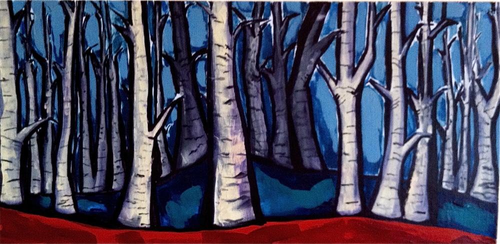Birch Grove 2013 (Study)