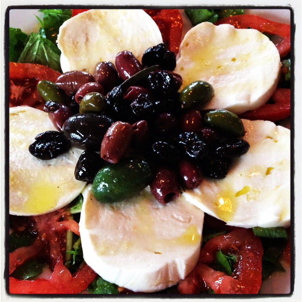 My most beautiful Caprese...