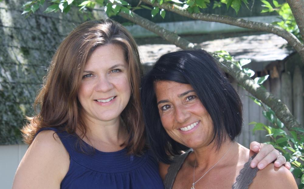 Kelly & Pam