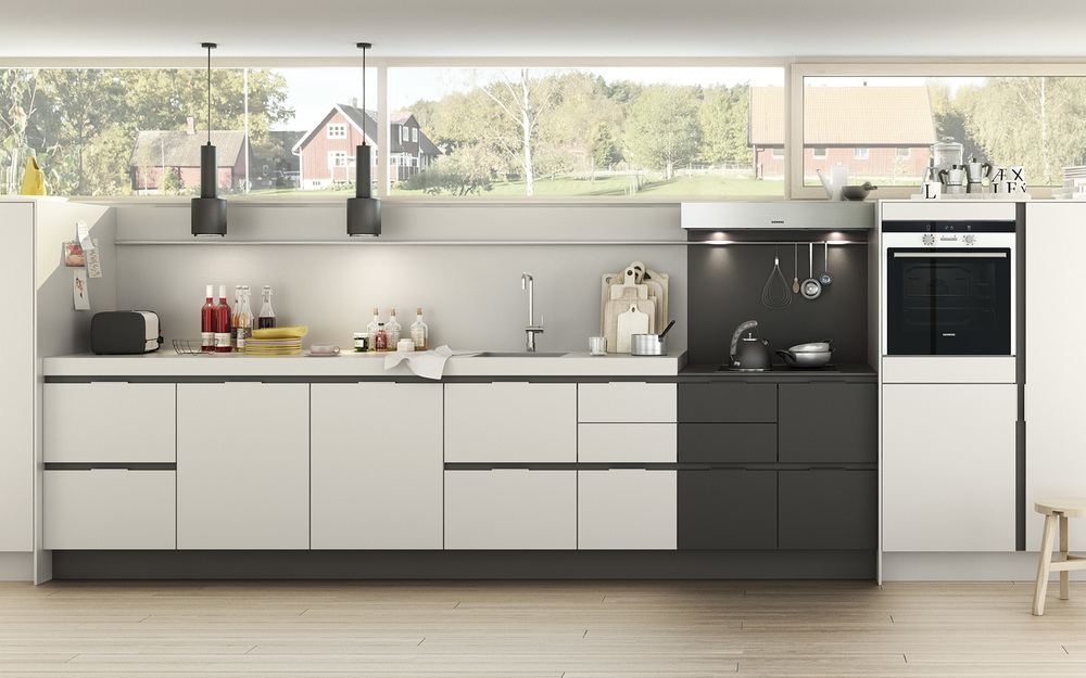 siematic s3 surprising design at a surprising price euro kitchen and bath corporation. Black Bedroom Furniture Sets. Home Design Ideas
