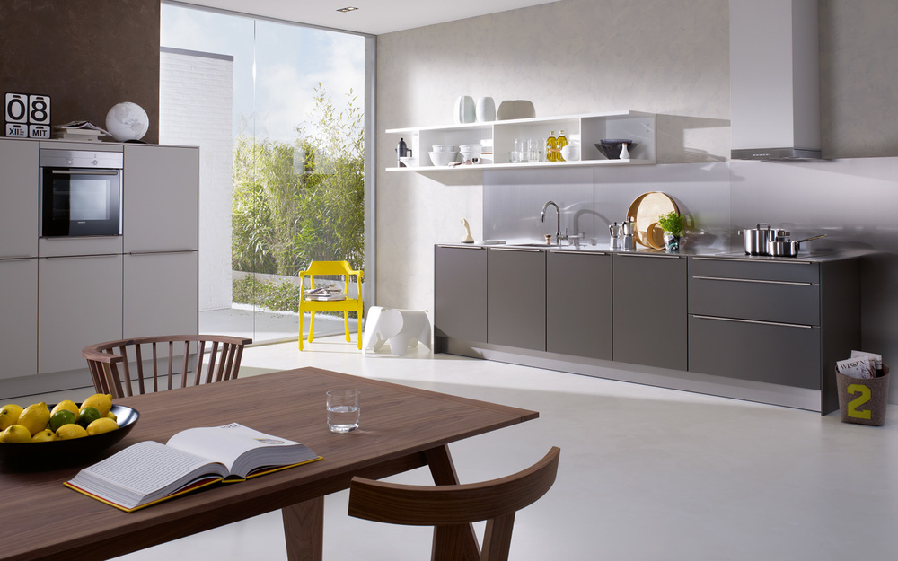 SieMatic SC 10 / SC 20 The art process, plastic. — euro kitchen and ...