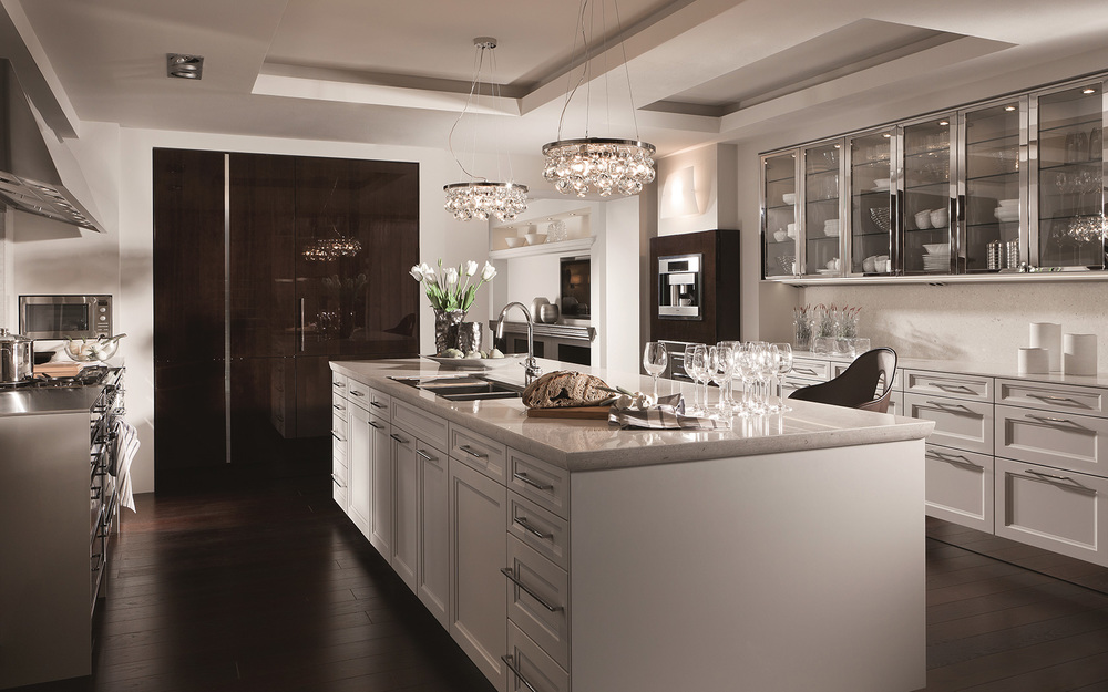siematic beauxarts.02 traditional kitchen design was never so