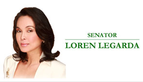 Office of Senator Loren Legarda