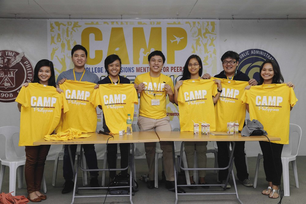 CAMP holds an annual study abroad conference to provide a more in-depth look at the application process.   LEARN MORE >>